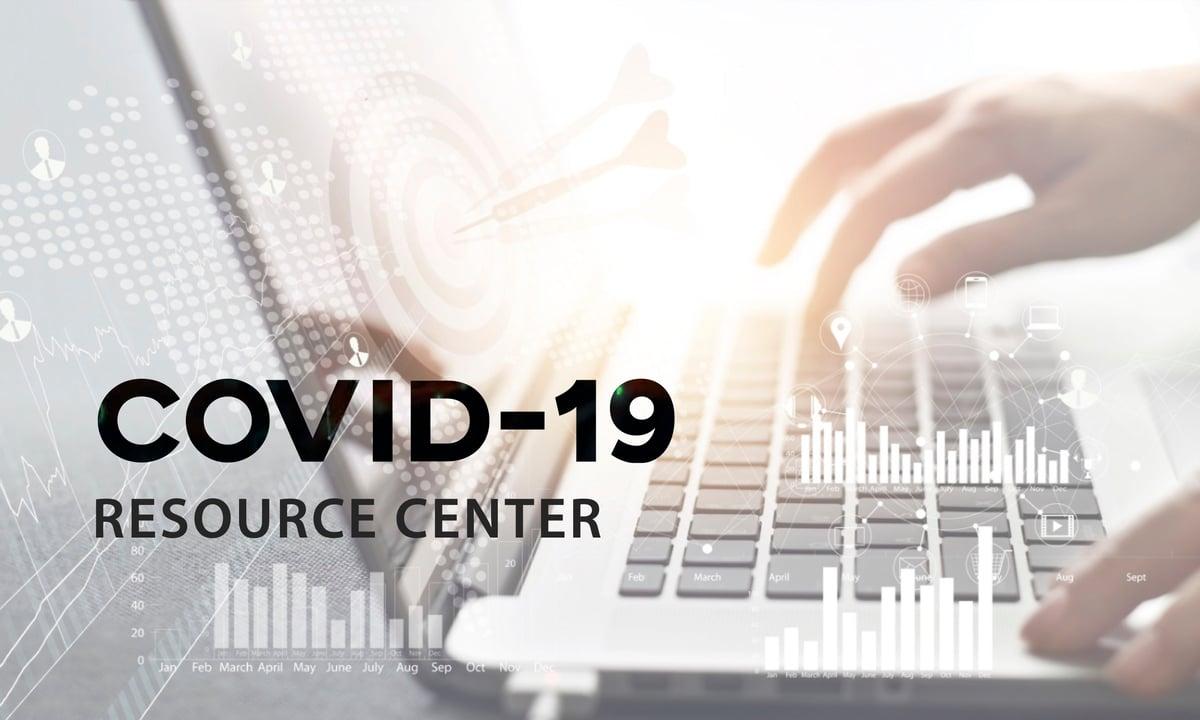 COVID-19 Resource Center Image