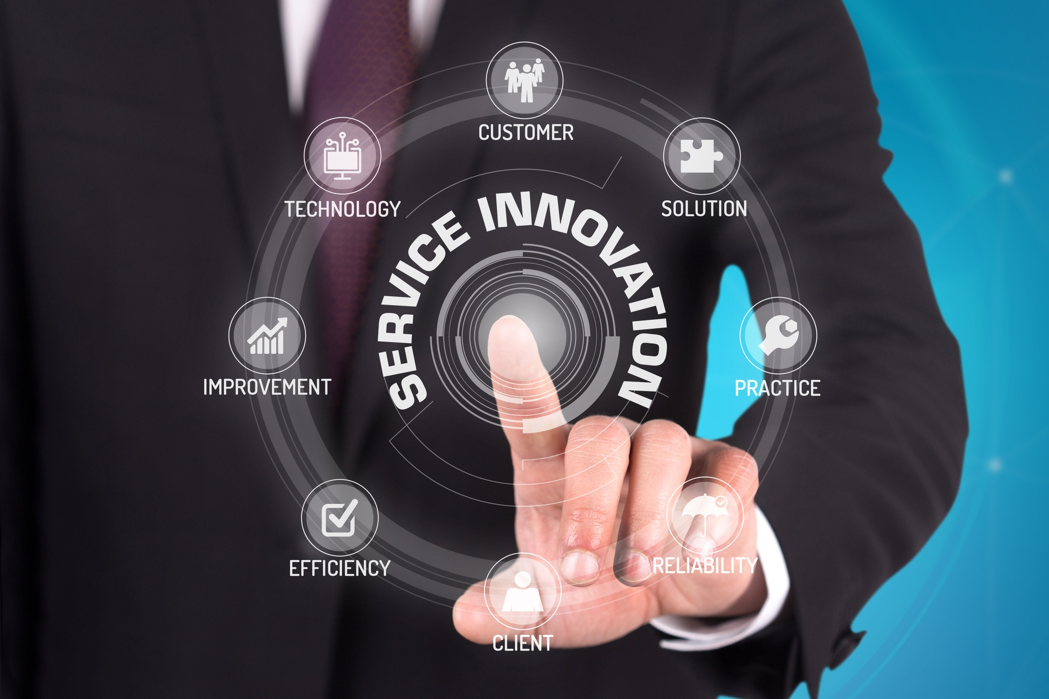 Are you in the services business