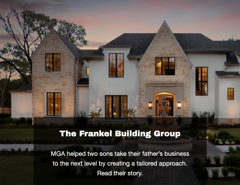 FRANKEL - Landing Page Image