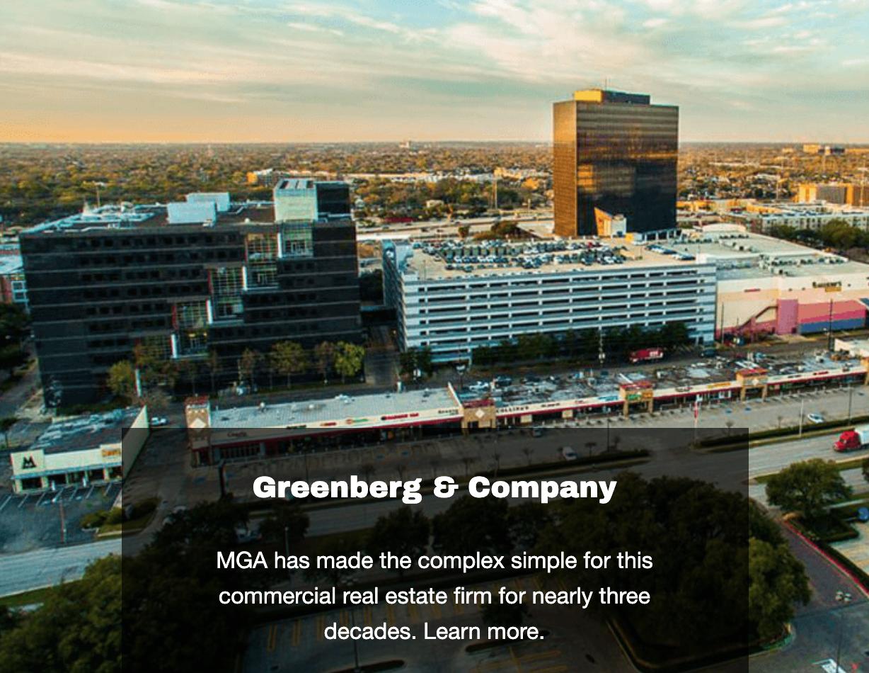 GREENBERG - Landing Page Image