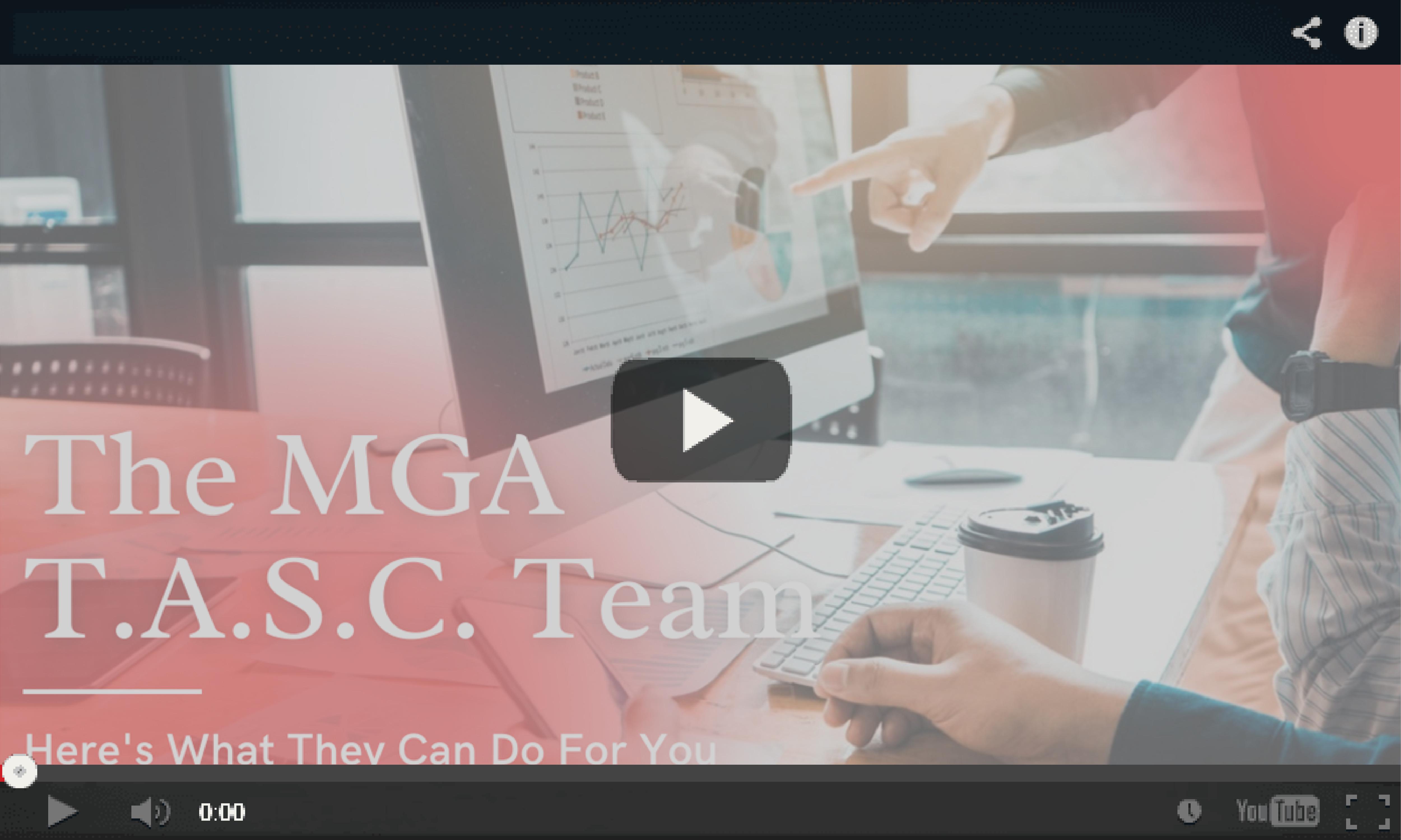 MGA TASC Team Video-02