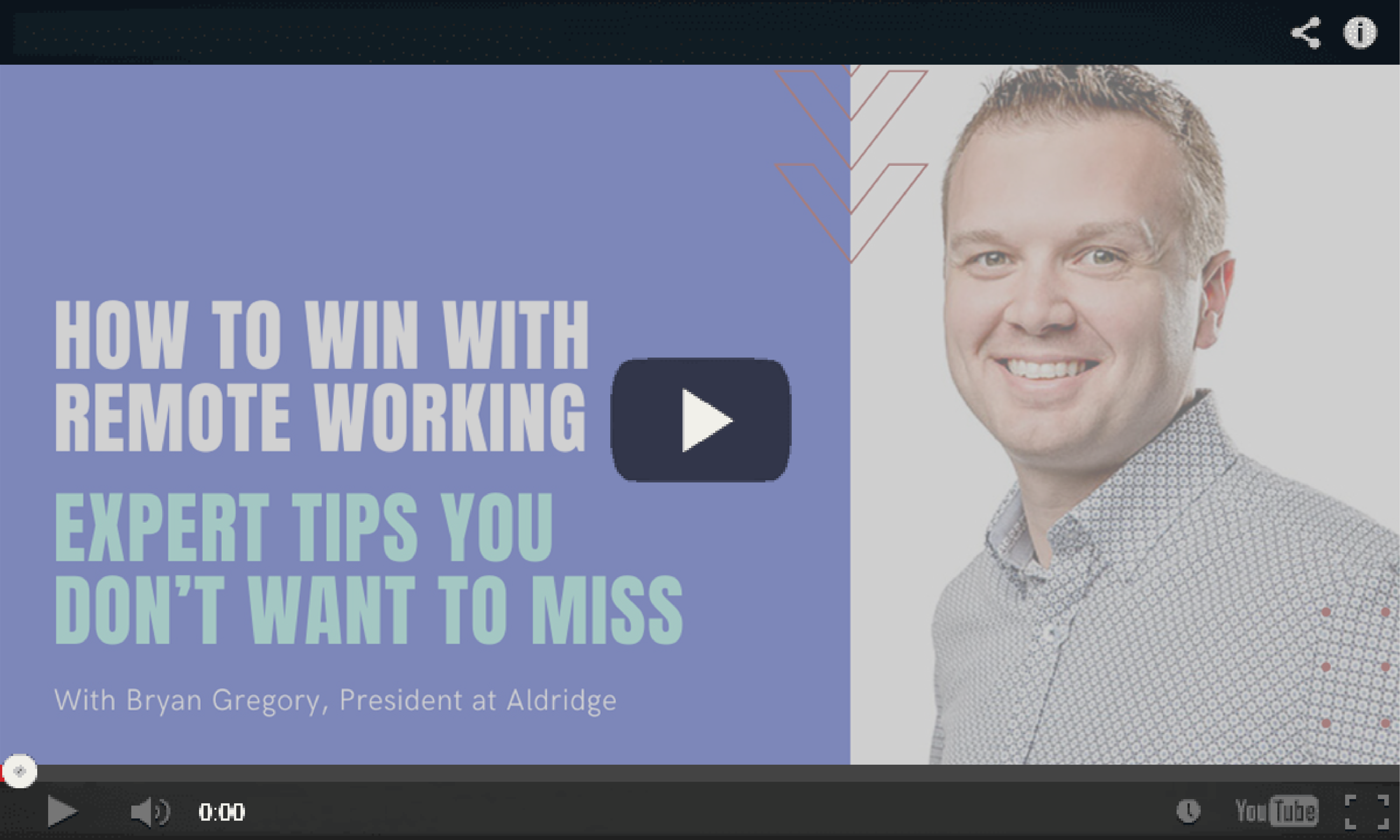 Remote Working Tips Video-02