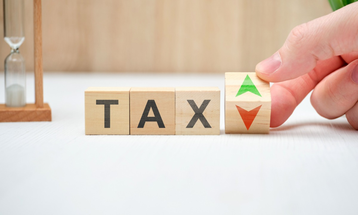 house democrats proposed tax increases